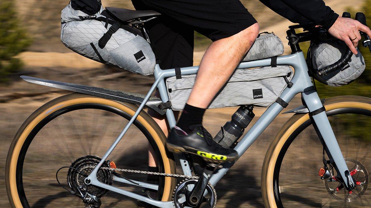 Bolsas de Bikepacking